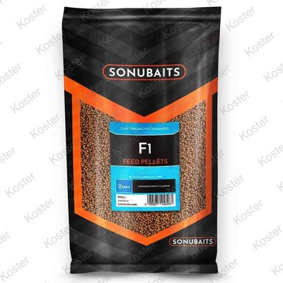 Sonubaits F1 Feed Pellets 2 mm