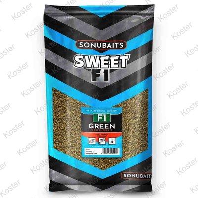 Sonubaits F1 Green Groundbait