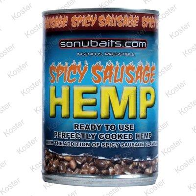 Sonubaits Hemp & Spicy Sausage