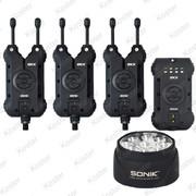 Sonik SKX 3+1 + Bivvy Lamp