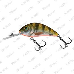 Salmo Rattlin' Hornet Floating Yellow Holo Perch 4.5cm