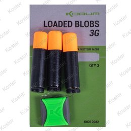 Korum Loaded Blobs 3 Gram
