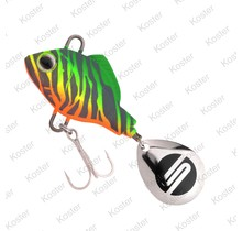 ASP Spinner UV Fire Zebra
