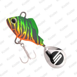 Spro ASP Spinner UV Fire Zebra