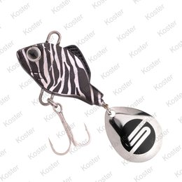 Spro ASP Spinner UV Zebra