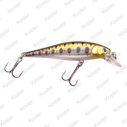 Spro PowerCatcher Minnow Gold Trout