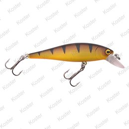 Spro PowerCatcher Minnow Yellow Perch UV