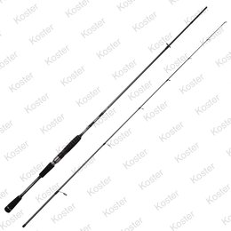 Freestyle Litz Light Spin Rod 2.10mtr <21 gram