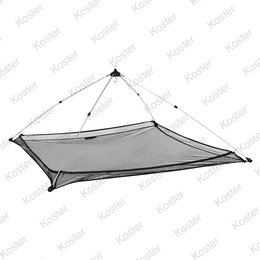 C-TEC Umbrella Dropnet Kruisnet
