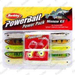 Berkley PowerBait Pro Pack Minnow