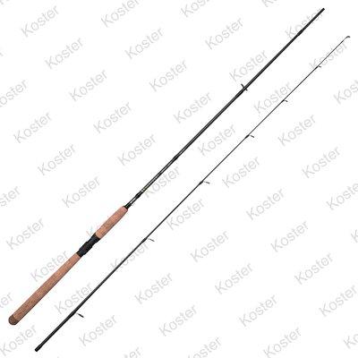 Spro Xrossover Medium Light 2.40mtr, 5 - 25gr