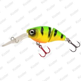 Spro Ikiru Double Crank 35F - Fire Tiger