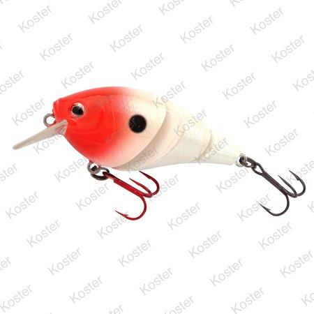 Spro Ikiru Tri-Crank 65F - Red Head