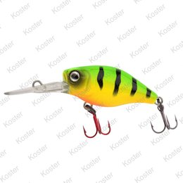 Spro Ikiru Mini Crank 38F LL - Fire Tiger