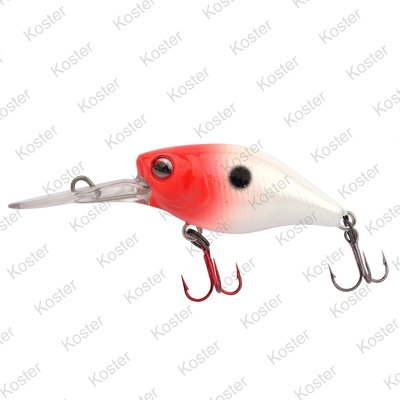 Spro Ikiru Mini Crank 38F LL - Red Head
