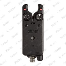 Delkim TXI-D Digital Bite Alarm - Rood