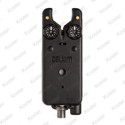 Delkim TXI-D Digital Bite Alarm - Geel