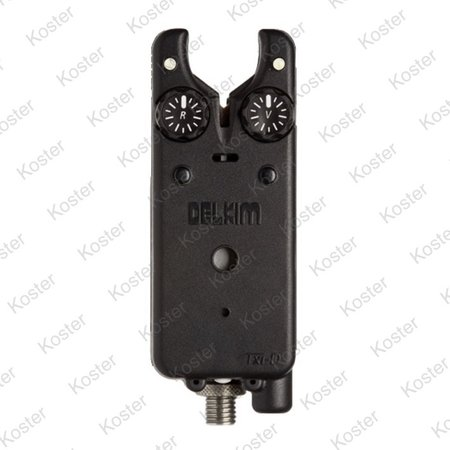 Delkim TXI-D Digital Bite Alarm - Wit