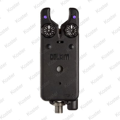 Delkim TXI-D Digital Bite Alarm - Paars