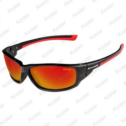 Gamakatsu G-Glasses Grey Red Mirror