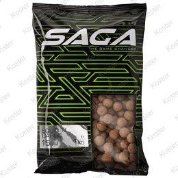 Strategy Baits Saga Squid & Garlic Boilies 15mm. 1kg