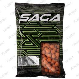 Strategy Baits Saga Scopex & Butyric Boilies 15mm. 1kg