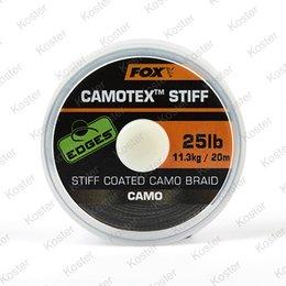 FOX EDGES Camotex Stiff Camo Braid 20m
