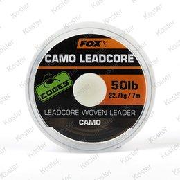 FOX EDGES Camo Leadcore 20 mtr