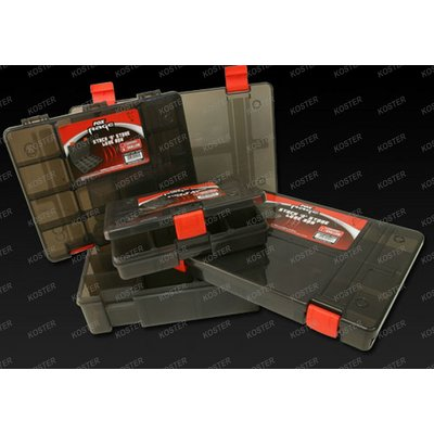 Rage Stack 'N' Store 16 Compartment 35.5 x 22 x 4.5cm