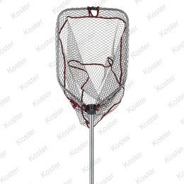ABU Garcia Folding Landing Net Rubber - X-Large
