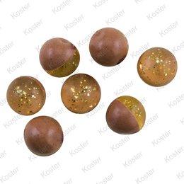 Berkley PowerBait Power Eggs Floating Garlic - Clear Gold Natural