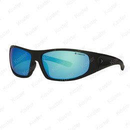Greys G1 Sunglasses Matt Carbon - Blue Mirror