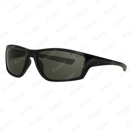 Greys G3 Sunglasses Gloss Black - Green/Grey