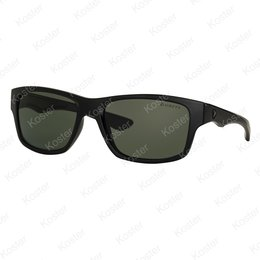 Greys G4 Sunglasses Matt Black - Green/Grey