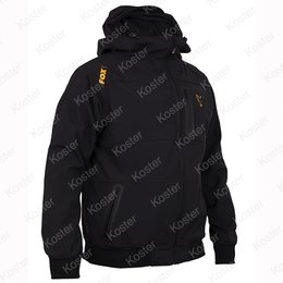 FOX Black/Orange Shell Hoody
