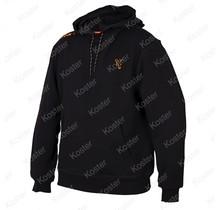 Collection Black/Orange Hoody