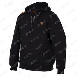 FOX Collection Black/Orange Hoody
