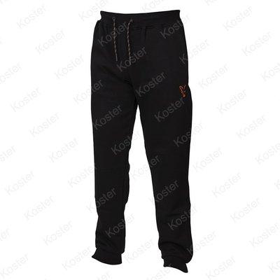 FOX Collection Black/Orange Joggers