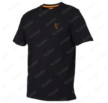 Collection Black/Orange T-Shirt