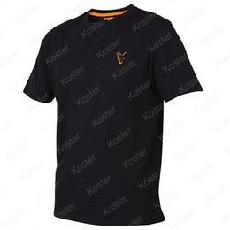FOX Collection Black/Orange T-Shirt