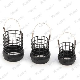 Matrix Bottom Weighted Cage Feeder Small