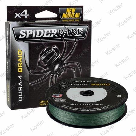 Spiderwire Dura-4 Braid Green 1 Meter