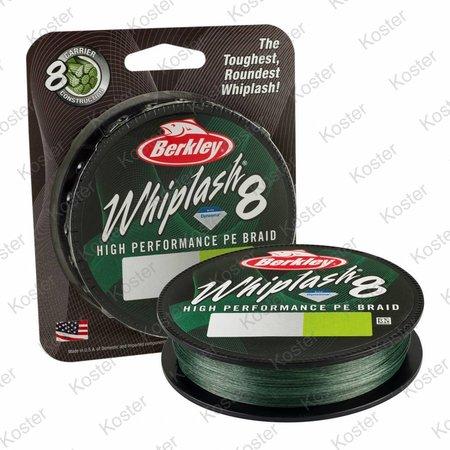Berkley Whiplash 8 - Moss Green 1 Meter
