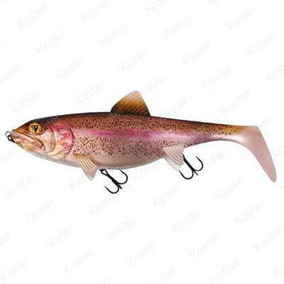 Rage Giant Replicant Wobble Rainbow Trout 35cm 443 Gram