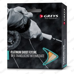 Greys Platinum Shoot Flyline Float
