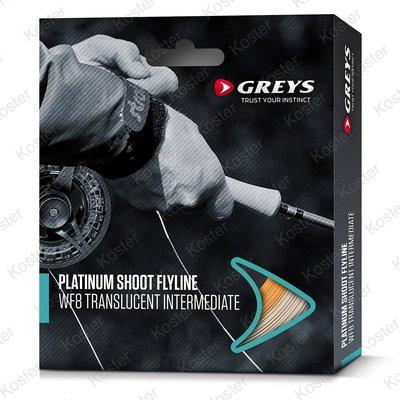 Greys Platinum Shoot Flyline Float