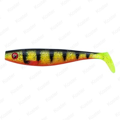 Rage Pro Shad Natural Perch (UV) 18cm