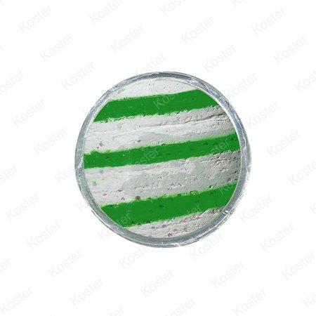 Berkley Glow-in-the-Dark Trout Bait Green/White