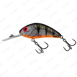 Salmo Rattlin' Hornet Clear Young Perch Floating 4.5cm