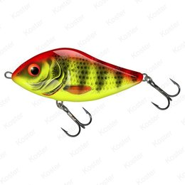 Salmo Slider Sinking Bright Perch 12cm